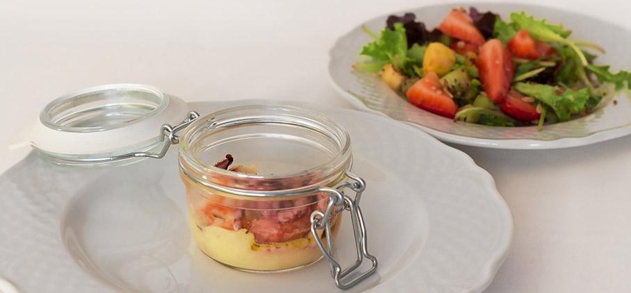 Ricette Chef Costantino Villa Principe di Belmonte